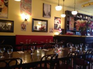 Paris Crepes Café
