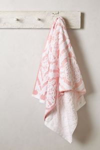 Our towels (also... Anthropologie)