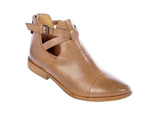 Something softer than my usual black ankle-boot, with pretty detailing makes them prime for pairing with skirts and dresses as well as pants.