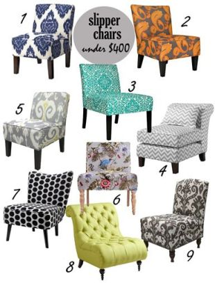 So many great patterns to choose from.