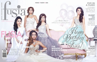 One of Fusia's beautiful, glossy covers.