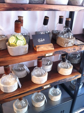 Sangria, salad dressing, sake, tea, scotch or ... pretty much anything that would look cooler in a round bottom flask.