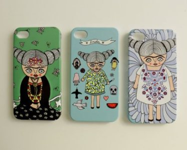 Cell phone cases (definitely something I am planning to get for myself!)